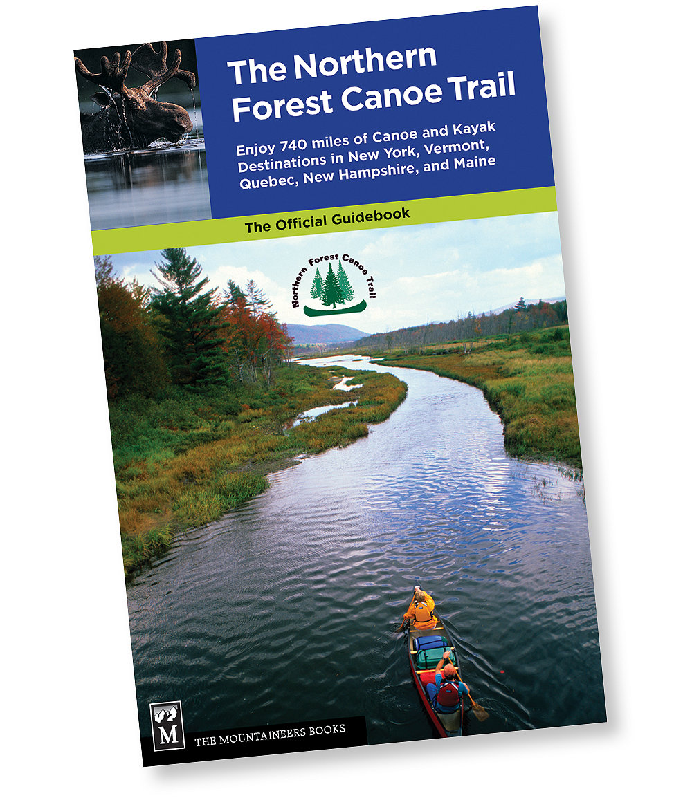 Liberty Mountain Northern Forest Canoe Trail Book