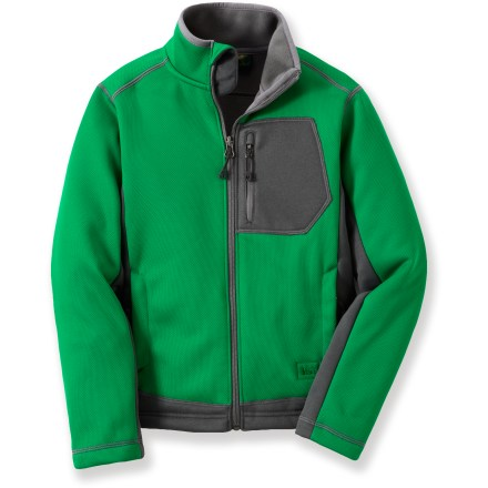 photo: REI Knotch Peek Fleece Jacket fleece jacket