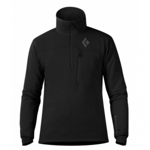 Black Diamond Solution 1/4 Zip