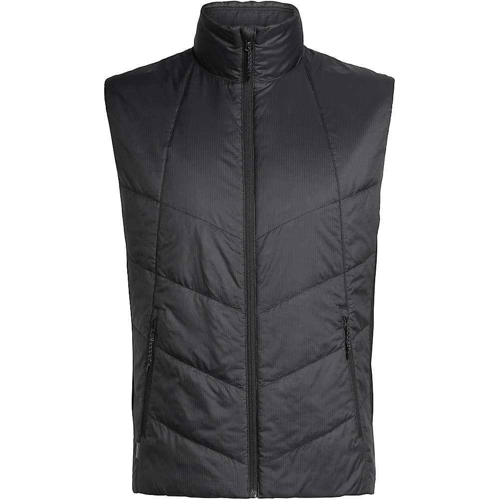 photo: Icebreaker MerinoLoft Helix Vest wool vest
