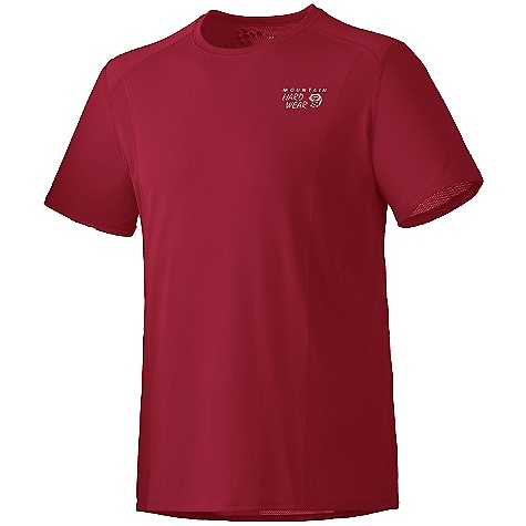 photo: Mountain Hardwear Threshold Short Sleeve T short sleeve performance top