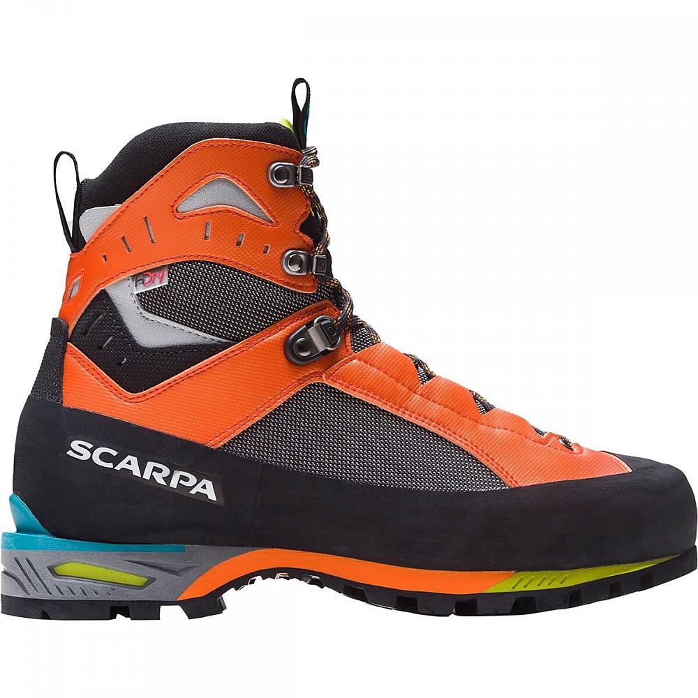 photo: Scarpa Charmoz mountaineering boot