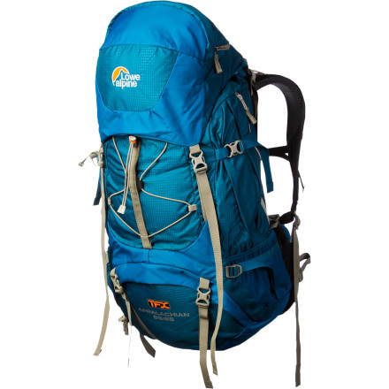 photo: Lowe Alpine TFX Appalachian 65:85 weekend pack (50-69l)