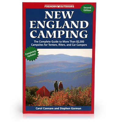 photo of a Foghorn Outdoors us northeast guidebook