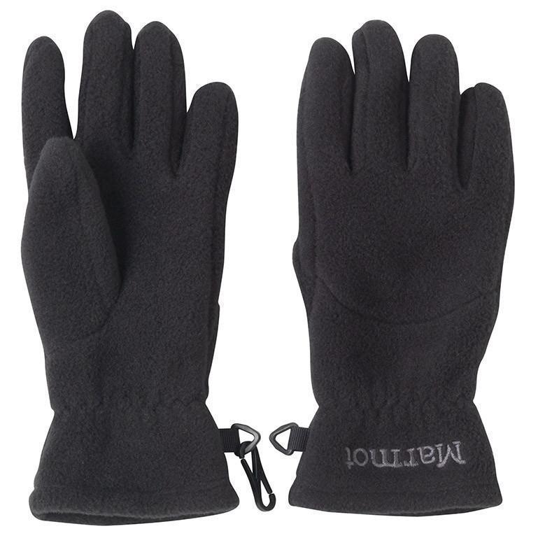 photo: Marmot Kids' Fleece Glove fleece glove/mitten