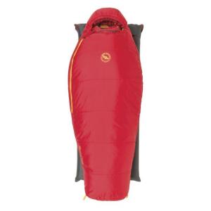 photo: Big Agnes Little Red 15° 3-season synthetic sleeping bag
