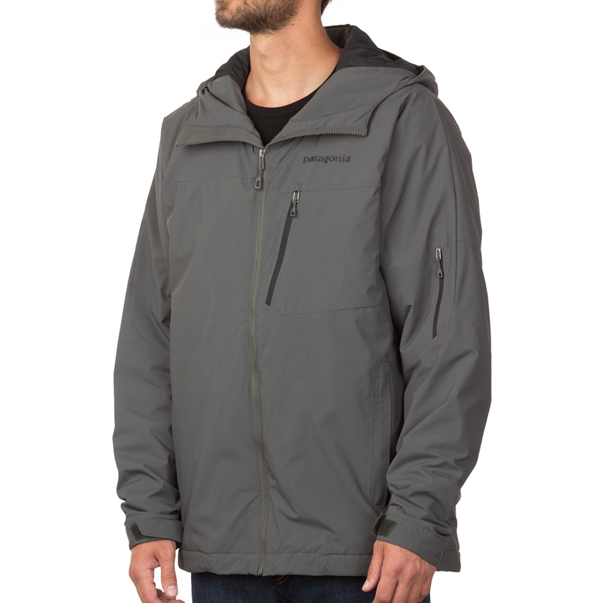 photo: Patagonia Rubicon Windstopper Jacket synthetic insulated jacket