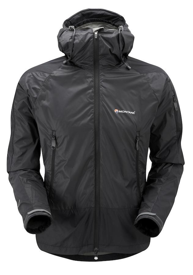 photo: Montane Krypton Jacket soft shell jacket