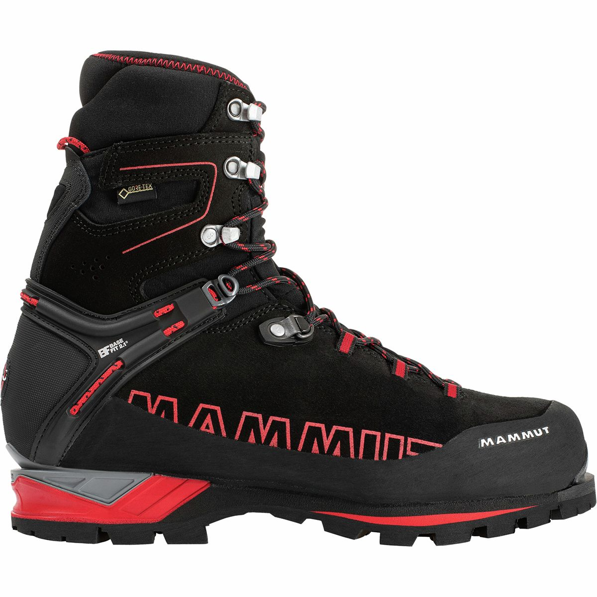 photo: Mammut Magic Guide High GTX mountaineering boot