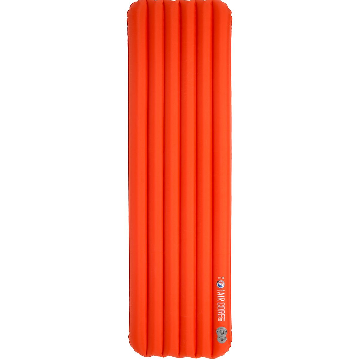 photo: Big Agnes Insulated Air Core Ultra air-filled sleeping pad