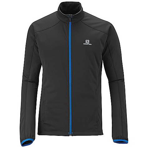 photo: Salomon Charvin Softshell Jacket soft shell jacket