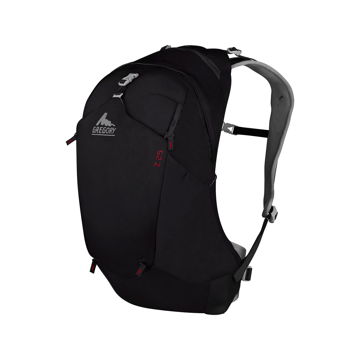 photo: Gregory Z 25 daypack (under 2,000 cu in)