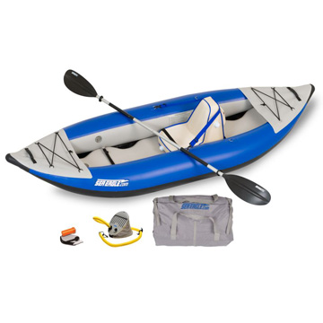 photo: Sea Eagle Explorer 300X inflatable kayak