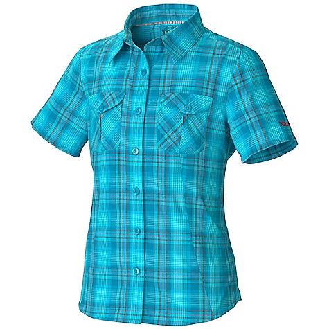 photo: Marmot Audrey SS hiking shirt