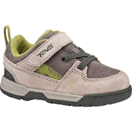 photo: Teva Kids' B-1 trail shoe