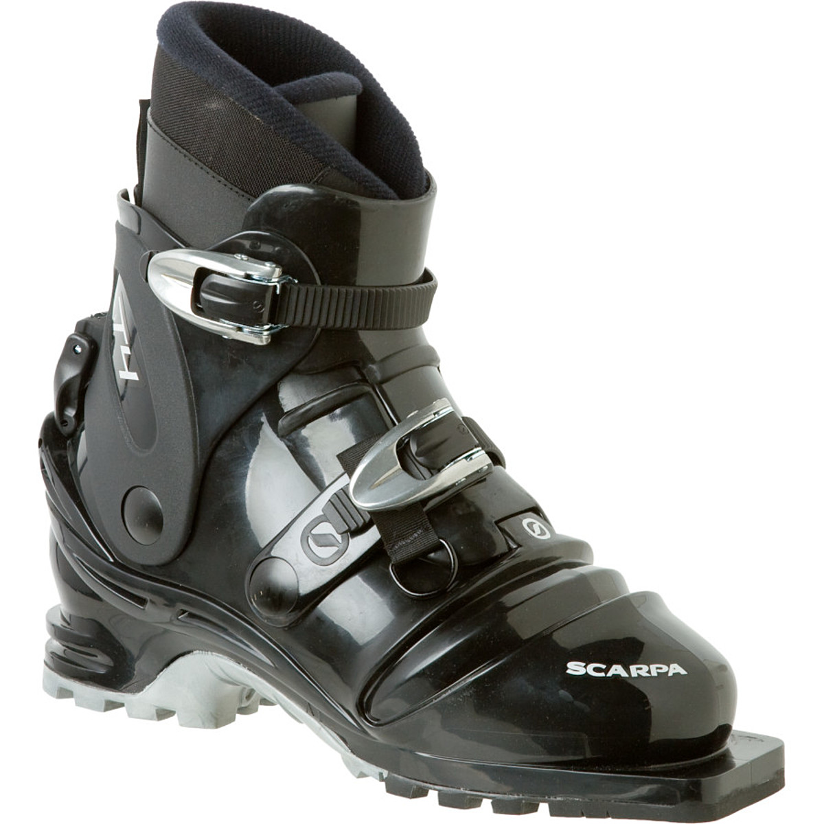 photo: Scarpa T4 telemark boot