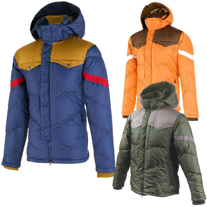 photo: Powderhorn Night Hawk Jacket down insulated jacket