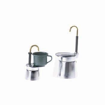 GSI Outdoors 4 Cup Aluminum Mini Expresso