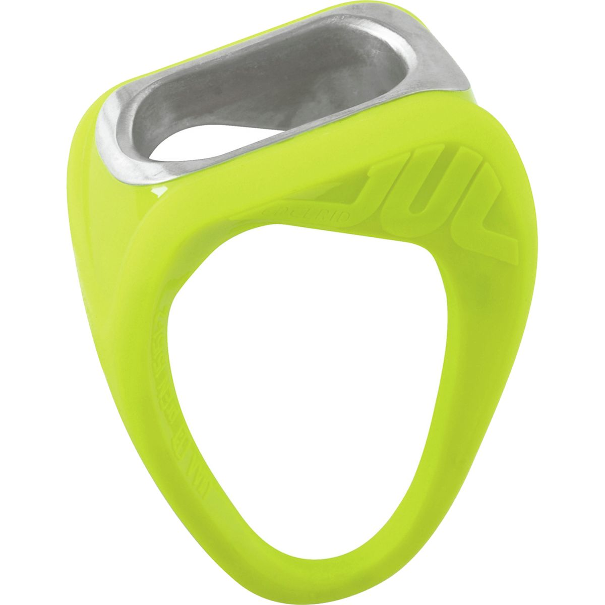 photo: Edelrid Jul belay/rappel device