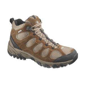 photo: Merrell Hilltop Mid Ventilator Waterproof hiking boot