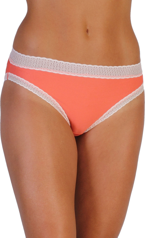 photo: ExOfficio Give-N-Go Lacy Bikini boxer/brief/bikini