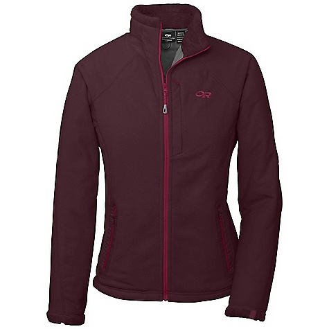 photo: Outdoor Research Habitat Jacket fleece jacket