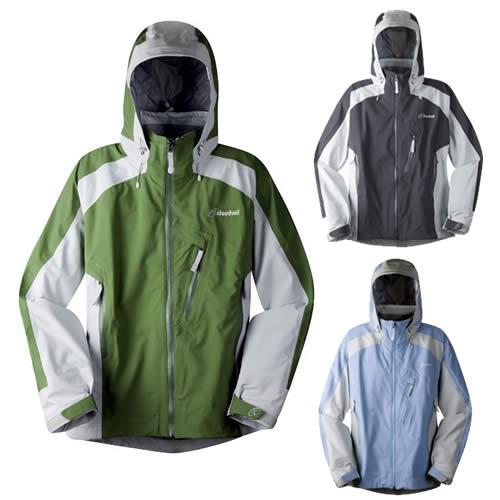 photo: Cloudveil Women's Koven Jacket waterproof jacket