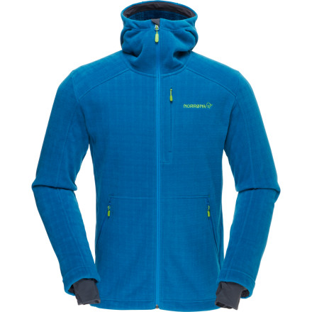 photo: Norrona /29 Warm4 Up-Cycled Fleece Jacket fleece jacket