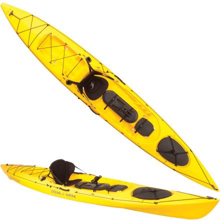photo: Ocean Kayak Trident 15 Angler sit-on-top kayak