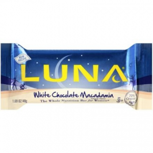 Clif Luna Bar White Chocolate Macadamia