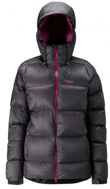 photo: Rab Women's Neutrino Endurance Jacket down insulated jacket