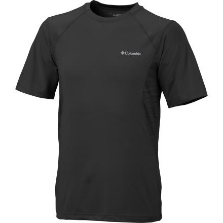 photo: Columbia Sun Guard Short Sleeve Top short sleeve performance top