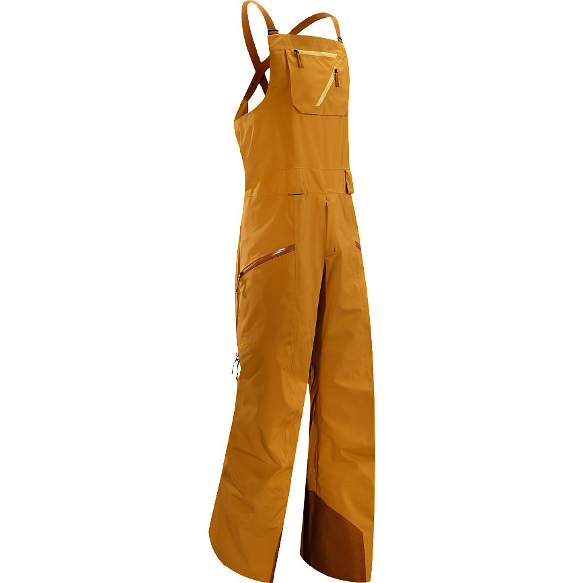 photo: Arc'teryx Sabre Bib Pant waterproof pant