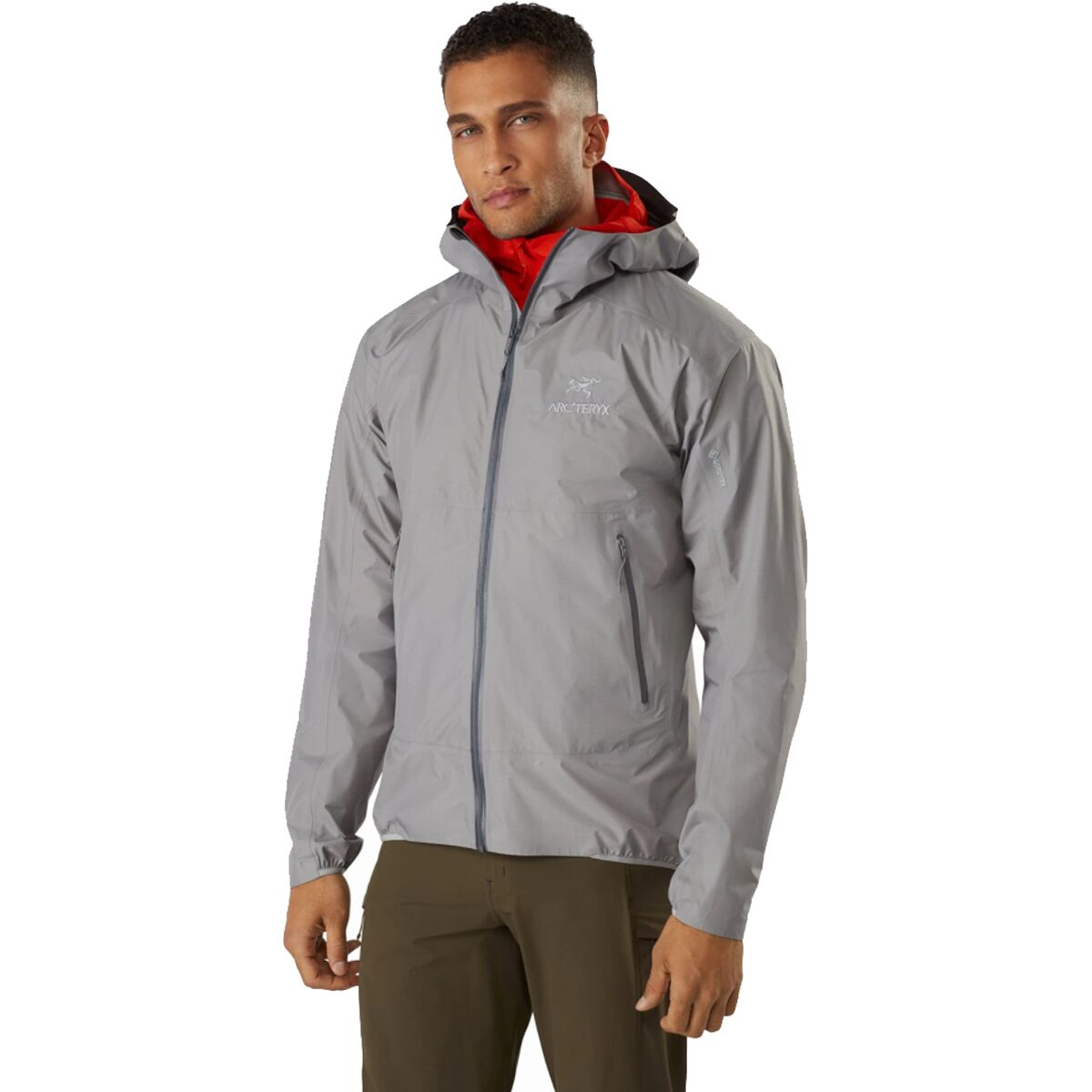 photo: Arc'teryx Men's Zeta FL Jacket waterproof jacket
