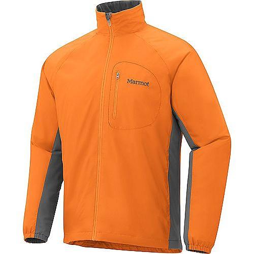 photo: Marmot DriClime Catalyst Jacket wind shirt