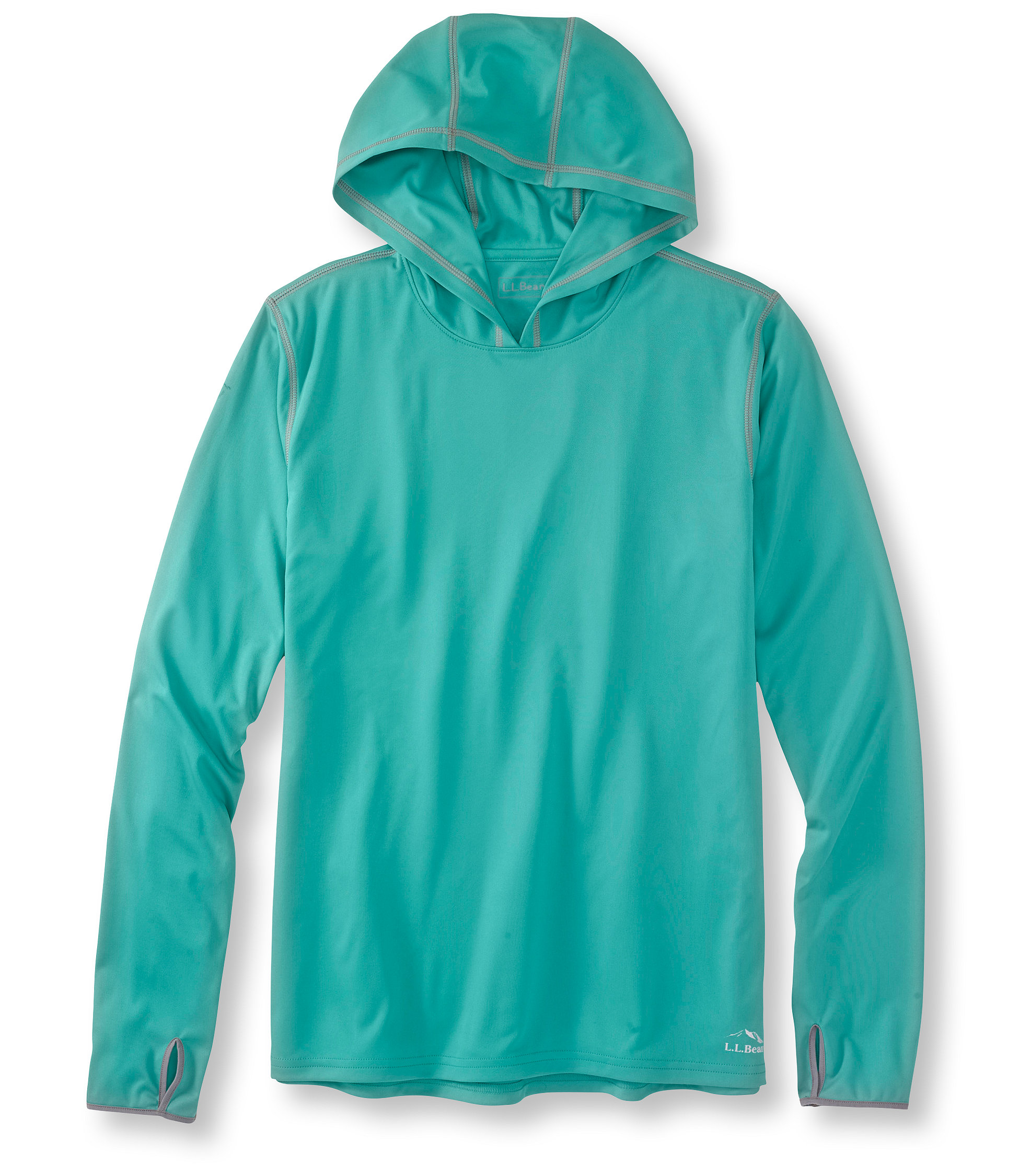 L.L.Bean No Fly Zone Hoodie