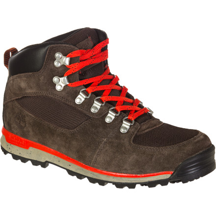 photo: Timberland GT Scramble Mid Leather WP hiking boot