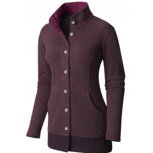 photo: Mountain Hardwear Sarafin Sweater hiking shirt