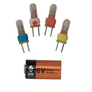 photo: Black Diamond 6 Volt Battery power storage