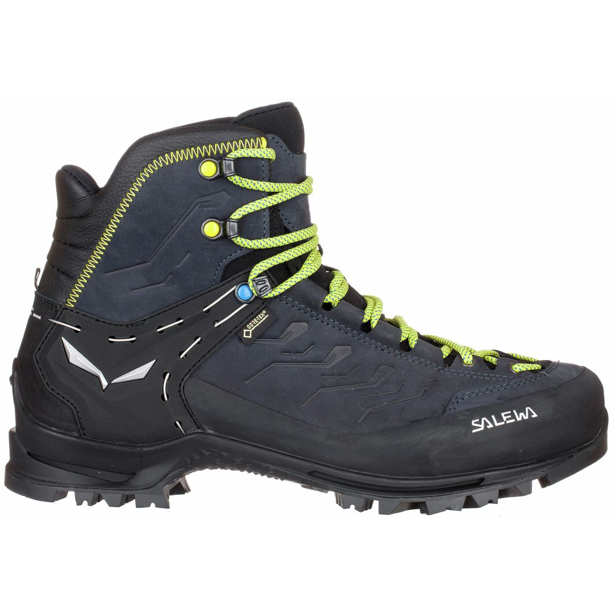 photo: Salewa Men's Rapace GTX mountaineering boot