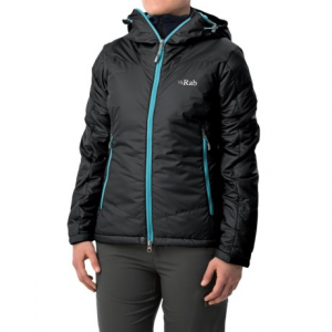 photo: Rab Inferno Hoodie synthetic insulated jacket