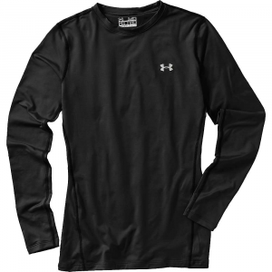 photo: Under Armour ColdGear Fitted Crew long sleeve performance top