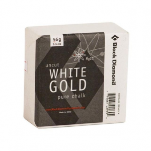 Black Diamond White Gold Chalk Block