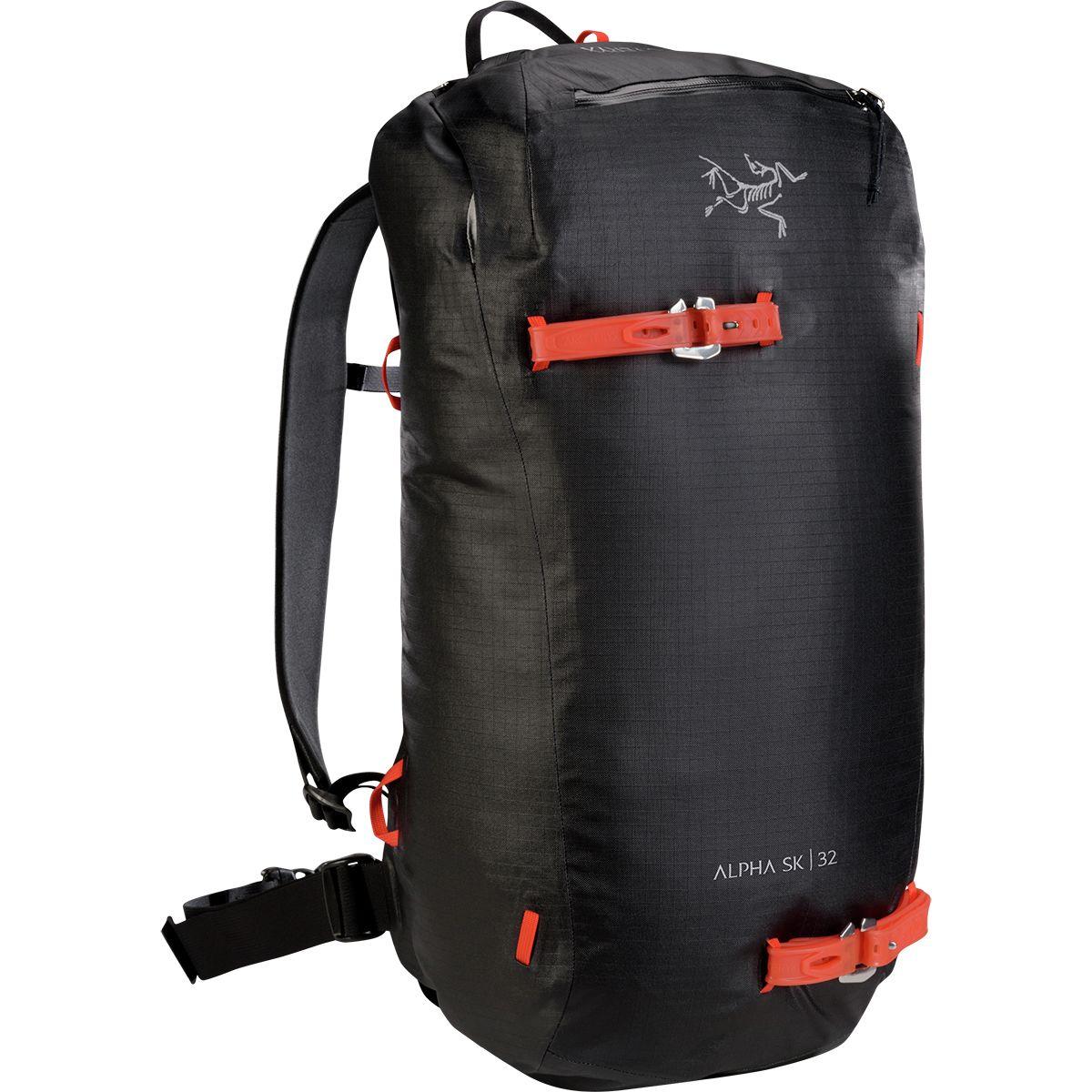 photo: Arc'teryx Alpha SK 32 daypack (under 35l)