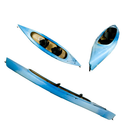 photo: Old Town Twin Otter recreational kayak