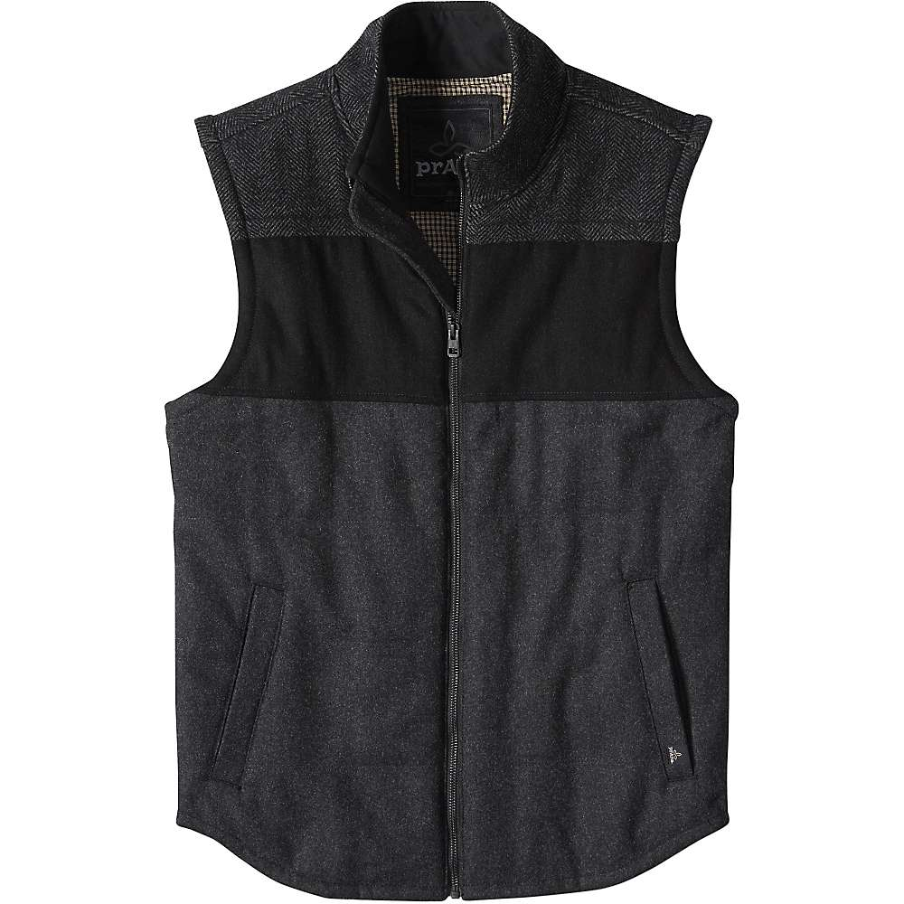 photo: prAna Wooley Vest synthetic insulated vest