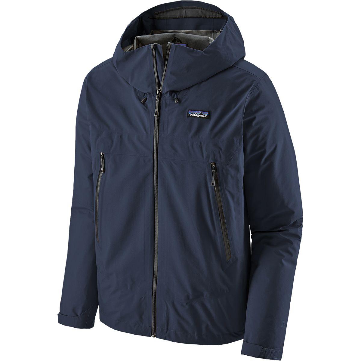 photo: Patagonia Men's Cloud Ridge Jacket waterproof jacket