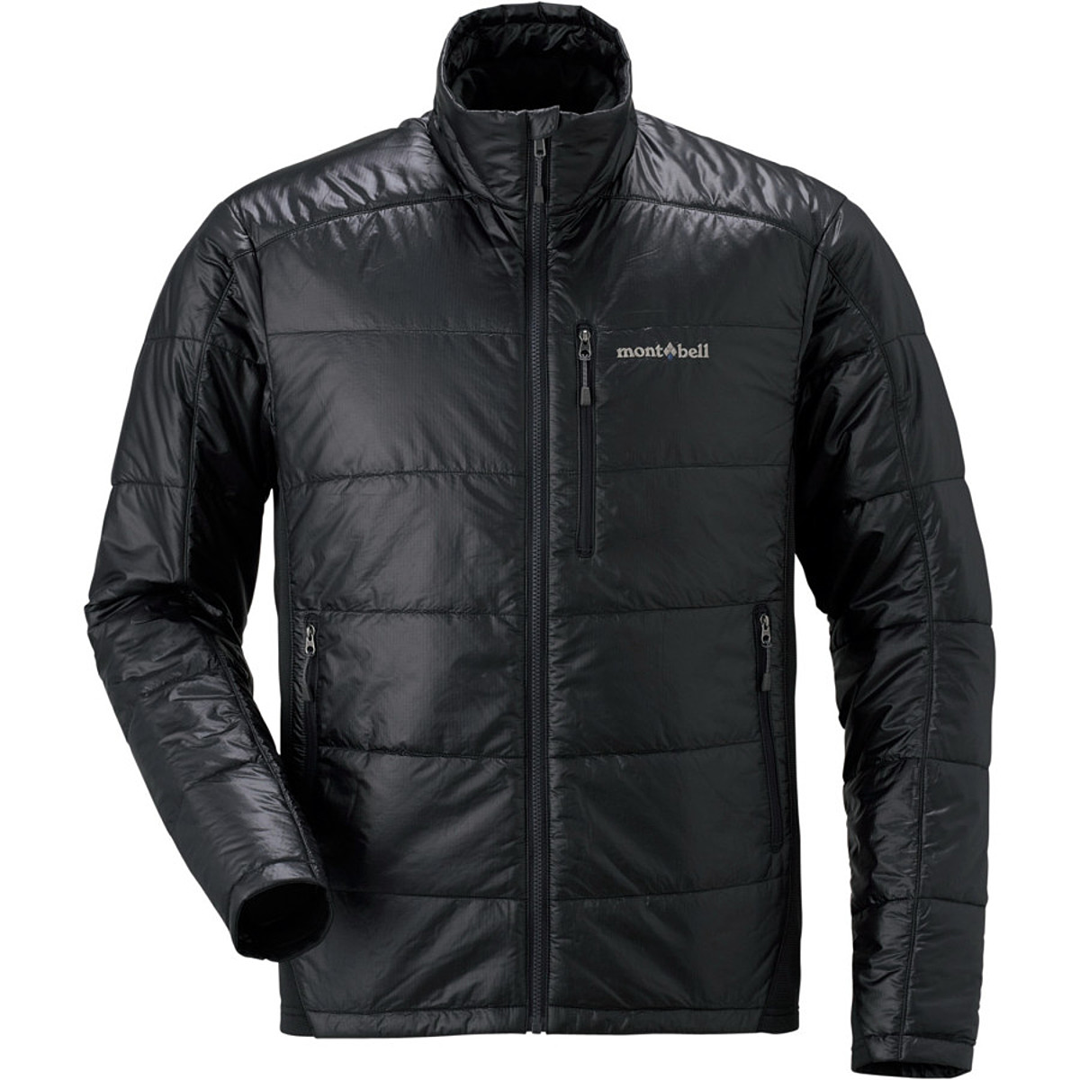 photo: MontBell Women's Thermawrap Sport Jacket synthetic insulated jacket