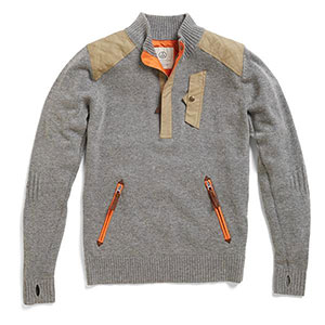 photo: Alps & Meters Alpine Guide Sweater fleece top