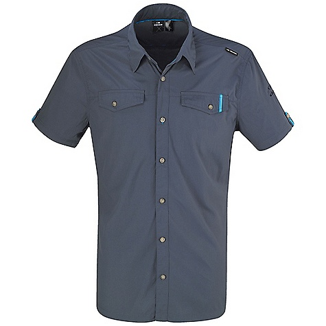 photo: Eider Darney II Short Sleeve Shirt hiking shirt